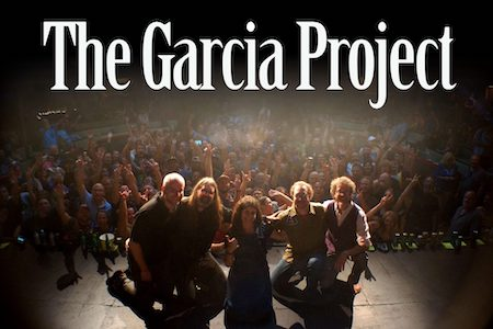 Live Stream: The Garcia Project